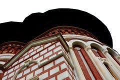Kirche von Heilig-Anna--Rohiakloster, aufgestellt in einem natürlichen und lokalisierten Platz, in Maramures, Siebenbürgen Stockfoto