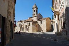 Kirche von Heiligem Francis stockfotos