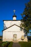 Kirche von Heiligen Boris und Gleb Im Jahre 1152 errichtet Kideksha Russland Stockbilder