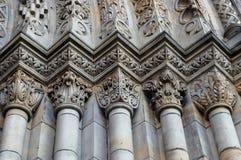 Kirche von Heiligen Cyril und Methodius lizenzfreie stockfotos