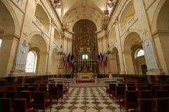 Kirche von Hotel-DES Invalides in Paris stockbilder