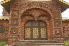 Kirche von Johannes der Baptist in Yaroslavl stockfotografie