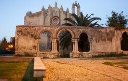 Kirche von Johannes die Katakomben, Stockbild