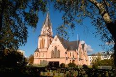 Kirche von Kemi Stockbild