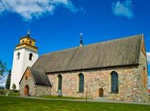 Kirche von Luleå Lizenzfreie Stockfotos