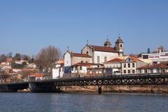 Kirche von Massarelos, Porto Lizenzfreie Stockbilder