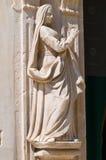 Kirche von Passione. Conversano. Puglia. Italien. Lizenzfreie Stockfotos