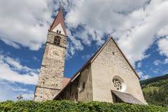 Kirche von Perspektive St. Pankraz horizontal Stockfotografie