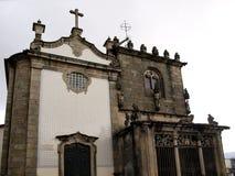Kirche von São João tun Souto in Braga Stockfotografie