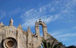Kirche von S.Giovanni in Syrakus Lizenzfreie Stockbilder