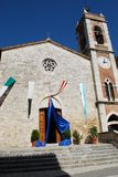 Kirche von San Francesco stockbild