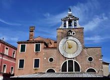 Kirche von San Giacomo di Rialto Lizenzfreies Stockfoto
