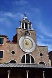 Kirche von San Giacomo di Rialto Stockbilder