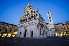 Kirche von San Michele lizenzfreies stockfoto