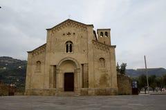 Kirche von San Michele Arcangelo Stockbilder