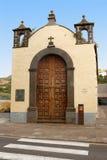 Kirche von San Miguel Arcangel Stockbild