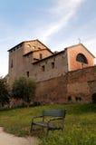Kirche von San Sebastiano, Rom, Italien Lizenzfreie Stockfotos