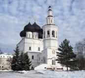 Kirche von Sankt Nikolaus Lizenzfreies Stockfoto