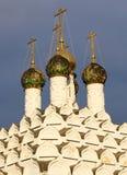 Kirche von Sankt Nikolaus in Kolomna-Stadt, Russland Lizenzfreie Stockbilder