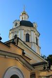 Kirche von Sankt Nikolaus in Zvonary, Moskau, Russland Stockfotografie