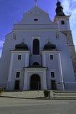 Kirche von Sankt Serverinus Lizenzfreie Stockfotos