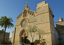 Kirche von Sant Jaume Stockfotos