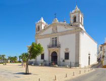 Kirche von Santa Maria Lizenzfreies Stockfoto