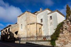Kirche von Santa Maria Del Camino Stockfotos