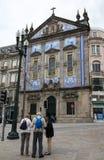 Kirche von Santo Antonio-DOS Congregados in Porto, Portugal Stockfotos