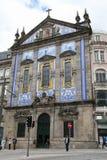 Kirche von Santo Antonio-DOS Congregados in Porto, Portugal Lizenzfreie Stockfotografie