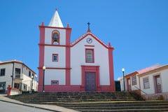 Kirche von Sao Bento, Angra, Azoren Stockbild