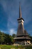 Kirche von Sapinta Stockbild