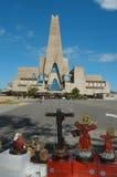 Kirche von Senora de la Altagracia bei HiguÌey Lizenzfreie Stockfotografie