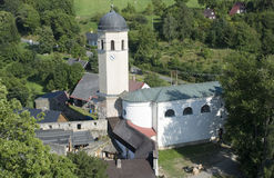 Kirche von St.Augustin Stockbilder