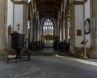 Kirche von St- Cuthbertchor Lizenzfreie Stockfotos