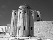 Kirche von St Donatus Stockbild