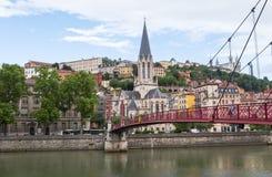 Kirche von St George, Lyon Lizenzfreie Stockfotografie