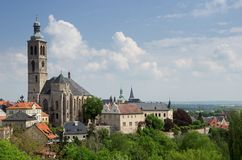 Kirche von St. Jakob Lizenzfreie Stockfotografie