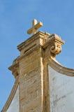 Kirche von St. Maria della Purity. Gallipoli. Puglia. Italien. Stockfoto