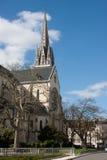 Kirche von St Martin in Pau. lizenzfreie stockfotografie