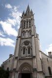 Kirche von St Martin in Pau, Frankreich stockbild