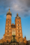 Kirche von St Mary Stockbilder