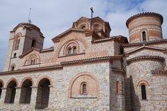 Kirche von St. Panteleimon in Ohrid Lizenzfreie Stockfotografie