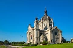 Kirche von St Paul lizenzfreie stockbilder