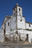 Kirche von St. Sebastian (Igreja de Sao Sebastiao)  Stockbild