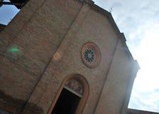 Kirche von St Stephen stockbilder