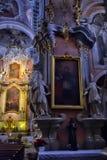 Kirche von St Theresa stockfotos
