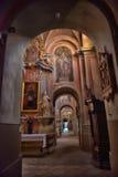 Kirche von St Theresa lizenzfreies stockbild
