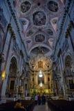 Kirche von St Theresa stockfotografie
