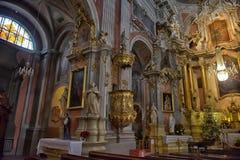 Kirche von St Theresa stockbilder